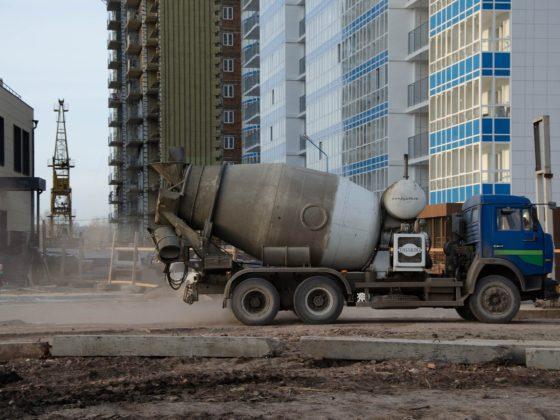 construction - cemento